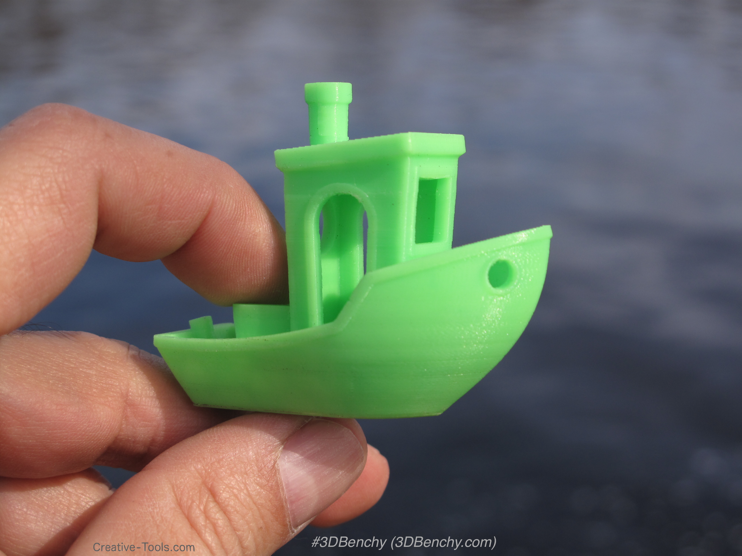picture relating to 3d Printable Tools identified as 3DBenchy The Jolly 3D Printing Torture Check out as a result of