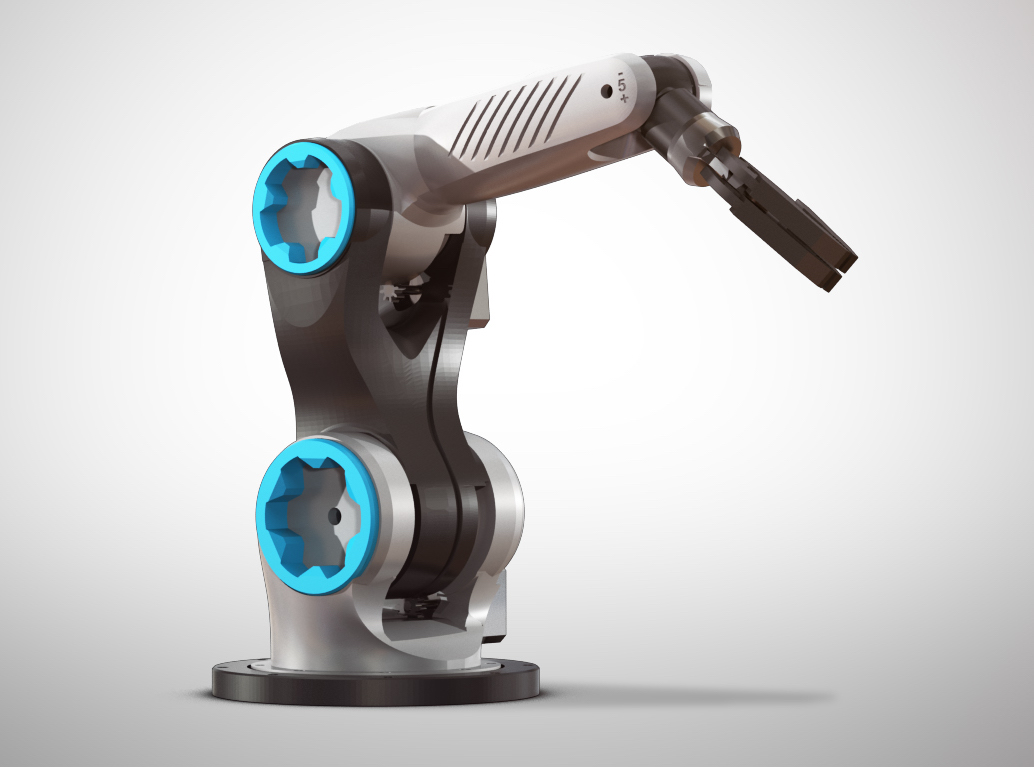Zortrax Robotic Arm by Zortrax – Zortrax Library