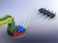 Mechanical robotic arm