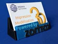 Zortrax Business Card Stand