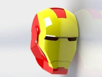 IRON MAN HELMETS
