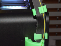 Zortrax M200 V4 – clip filament to ribbon cable