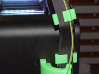 Zortrax M200 V4 – clip filament to ribbon cable