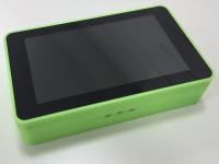 Raspberry Pi 7″ touch screen holder