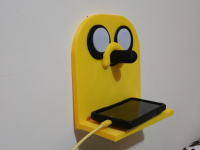 Jake The Dog (Adventure Time) Wall Shelf