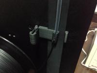 ZORTRAX M200 Filament and Ribbon Cord Holder