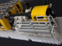 300-Piece Miniature of Injection Molding Machine _ Part black B