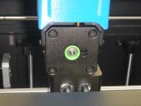 Spacer for flex filament