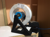 Zortrax M200 Plus Remote Spool Holder & Material Endstop