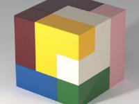 Soma Cube Puzzle