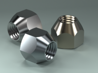 DIN 74361 fastener nut bolt