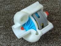 Planetary turbocharger